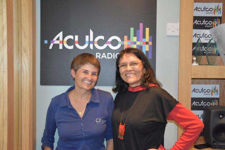 Liliana Montes en Hable con Gloria