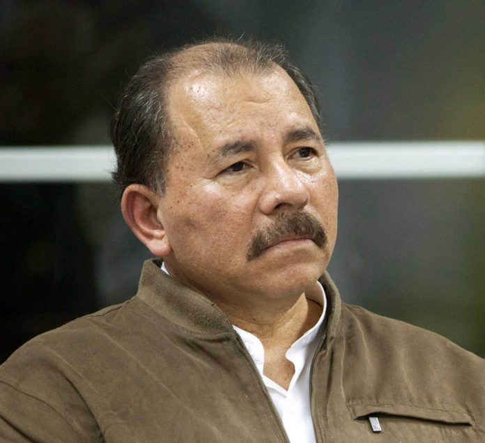 Daniel Ortega, presidente de Nicaragua. Imagen de archivo.