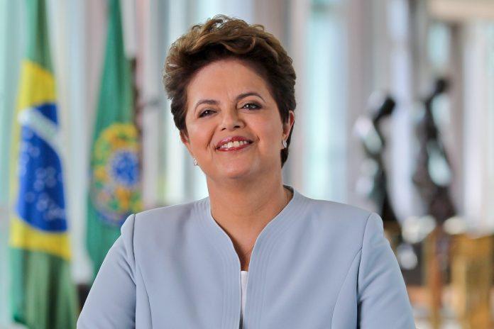Dilma Rousseff, presidenta de Brasil. Imagen de archivo.