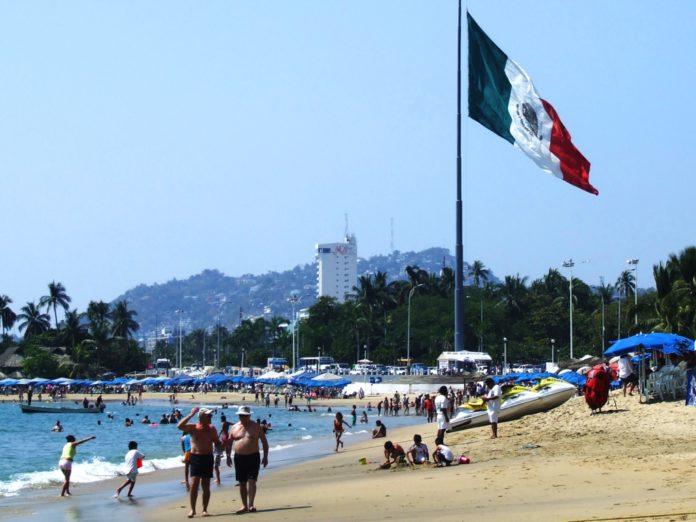 Acapulco está considerada la ciudad más peligrosa de México. Imagen de archivo.