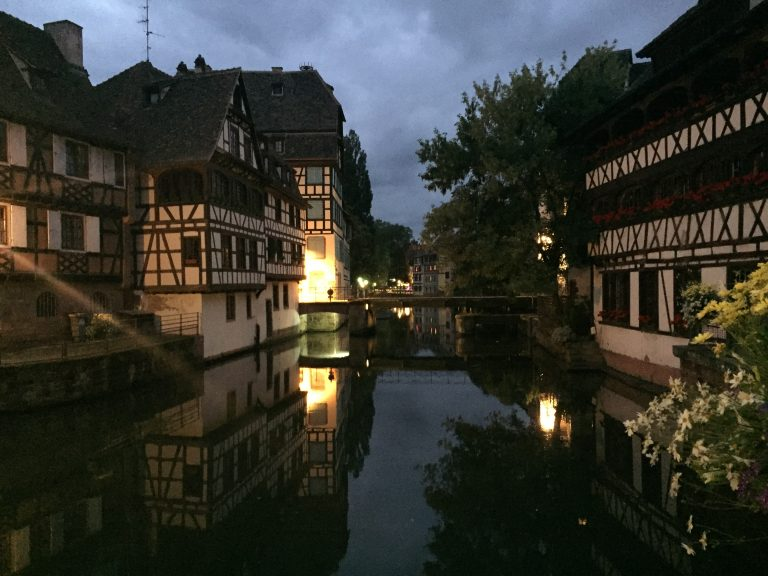 Un paseo por Estrasburgo