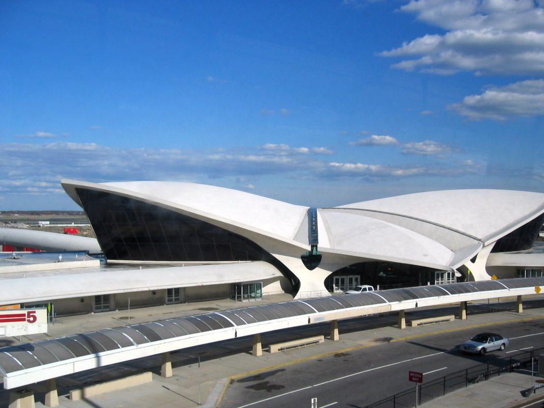 Aeropuerto JFK de Nueva York. Imagen de archivo.