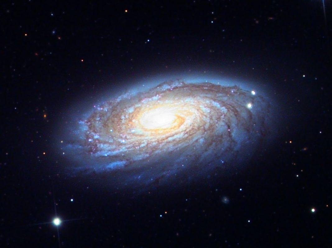 Expertos investigan extraña señal captada por telescopio ruso. Imagen de archivo.