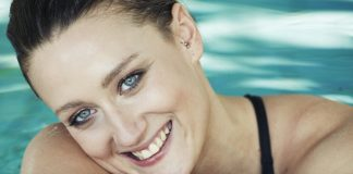 La nadadora española, Mireia Belmonte.
