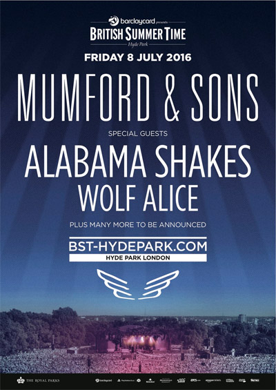 Mumford-and-Sons-British-Summer-Time-Festival-2016-Hyde-Park
