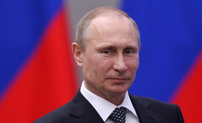Vladimir Putin, presidente de Rusia. Imagen de archivo.