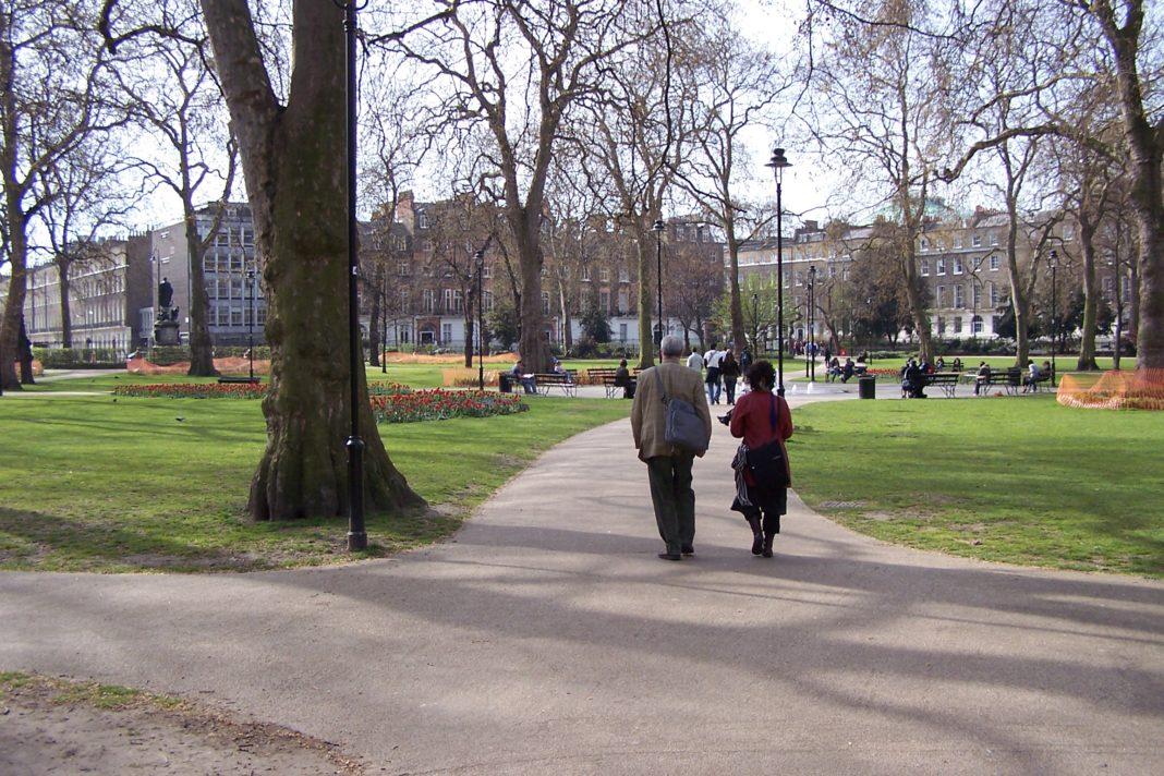 El sospechoso atacó a seis personas en Russell Square. Imagen de archivo.