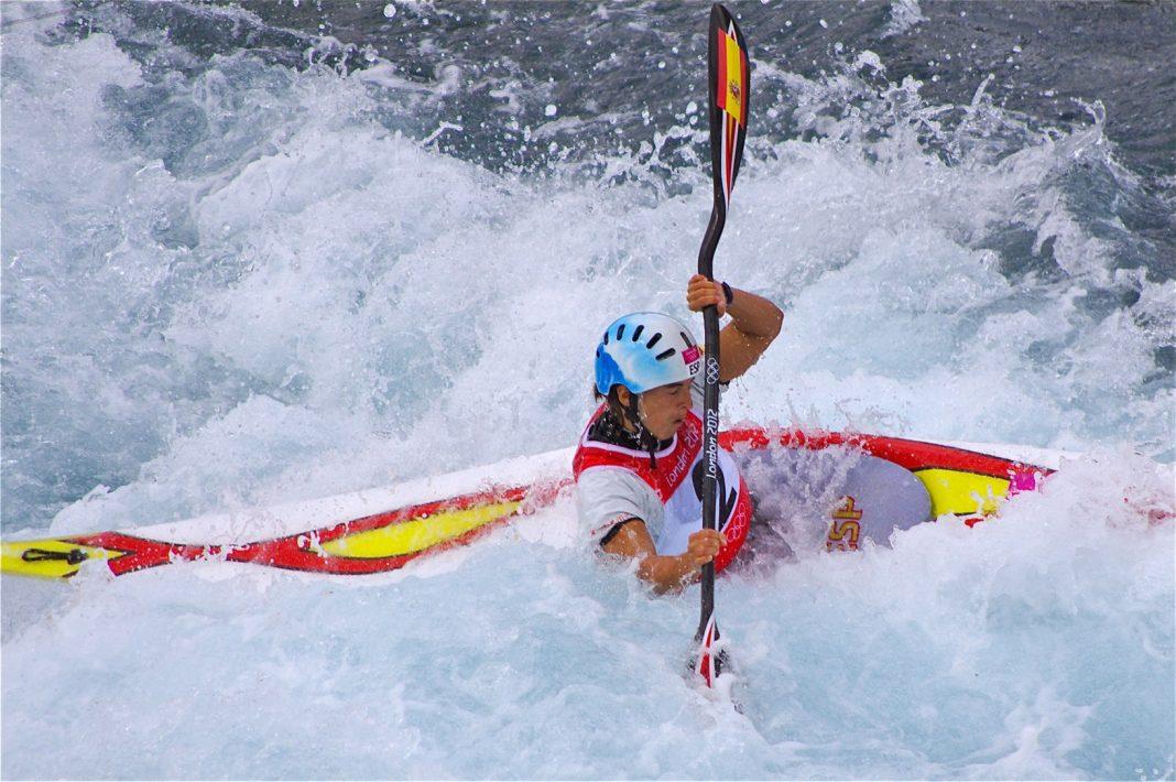 Maialen Chorraut gana la medalla de oro en Río 2016. Imagen de archivo.