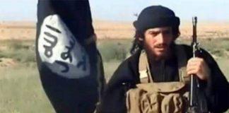 Abu Muhammad al-Adnani, miembro del ISIS.Heavy.com