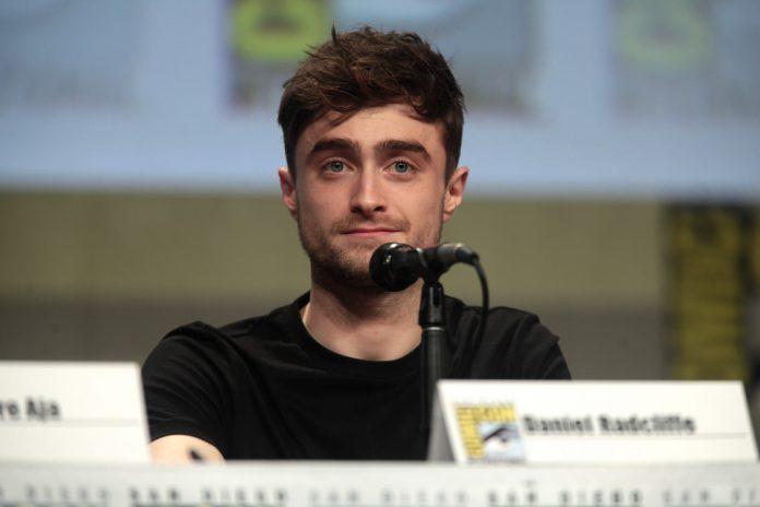 El actor Daniel Radcliffe pide perdón tras actuar como supremacista blanco. Imagen de archivo.