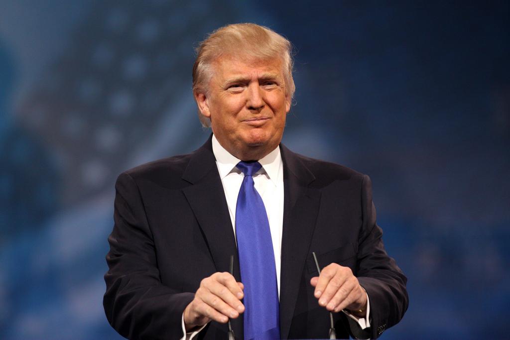 Donald Trump, candidato republicano a la presidencia de EE.UU. Imagen de archivo.
