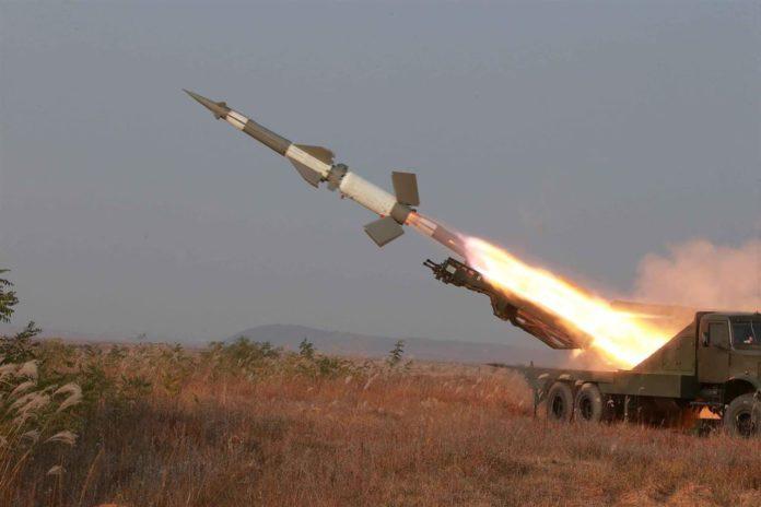 EE.UU. llama a estar alerta ante posible prueba de misil de Corea del Norte. Imagen de archivo.