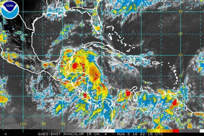 La tormenta Earl deja al menos 39 muertos en México.www.equilibrioinformativo.com