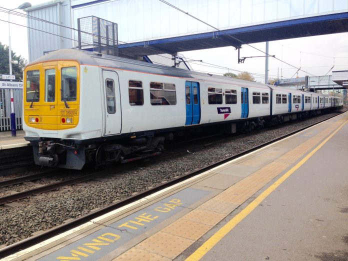 Govia Thameslink anuncia cambio en sus trenes para 2018. Imagen de archivo.