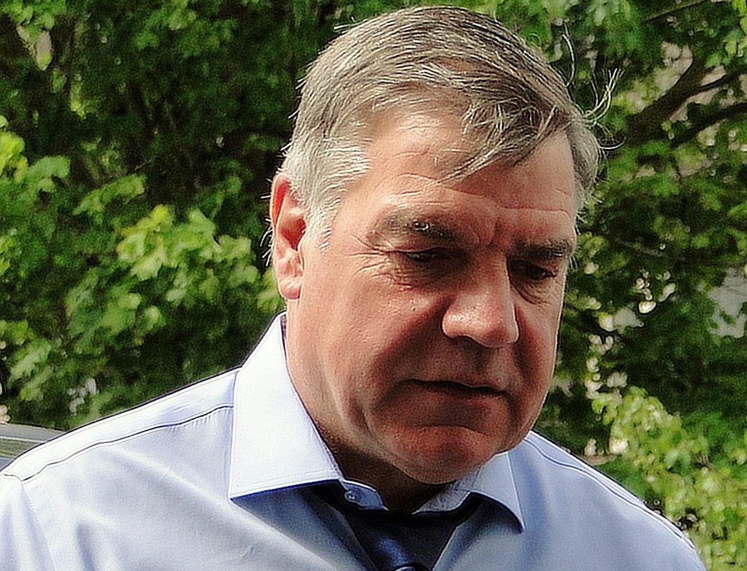 Sam Allardyce, exseleccionador de Inglaterra. Imagen de archivo.