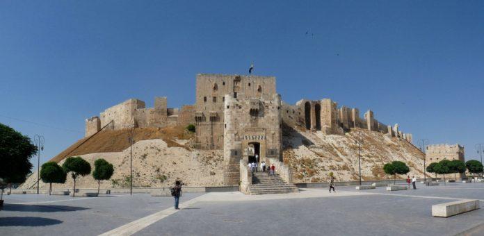 Ciudad de Alepo. Imagen de archivo.