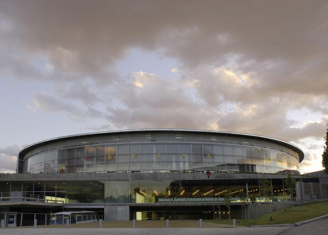 El pabellón Madrid Arena. Imagen de archivo.