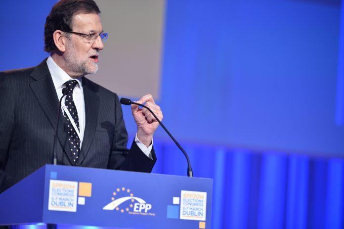 Mariano Rajoy, candidato a la presidencia del Gobierno de España por el PP. Imagen de archivo.
