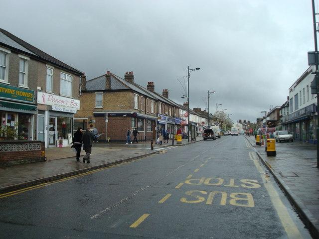 La pelea tuvo lugar en Northumberland Heath. Imagen de archivo.
