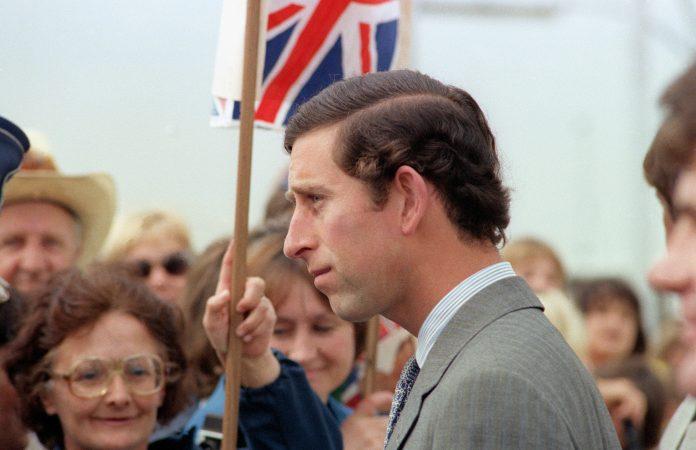 El príncipe Carlos. Imagen de archivo.
