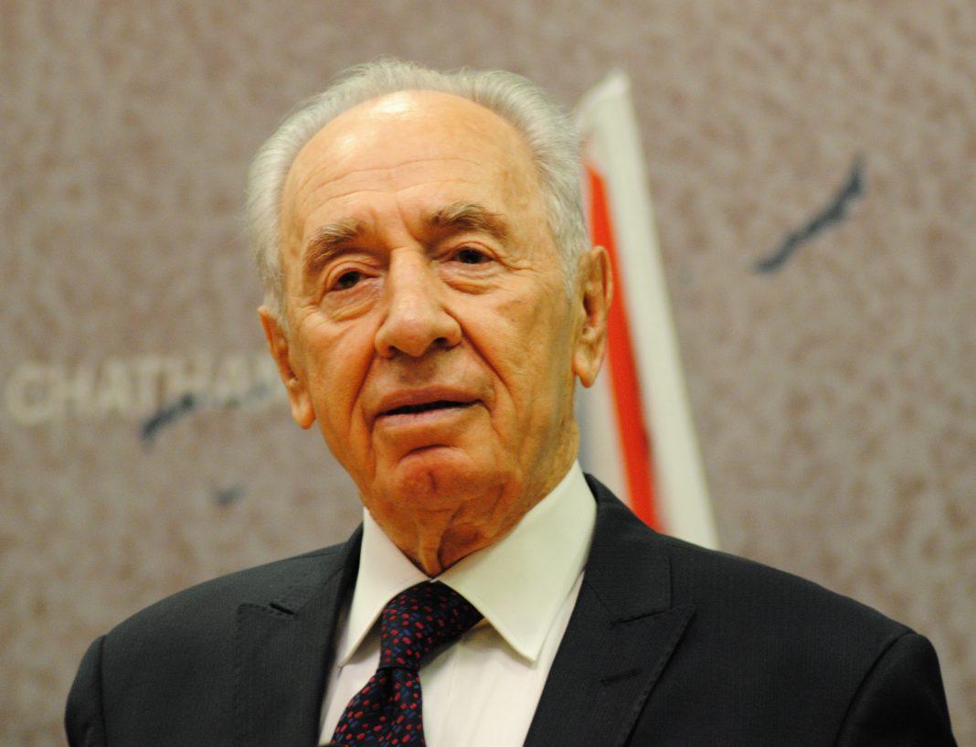Fallece el expresidente israelí, Simón Peres. Imagen de archivo.