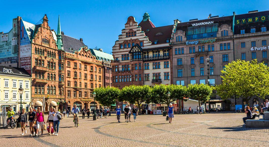 El tiroteo se produjo en la ciudad sueca de Malmö. Imagen de archivo.