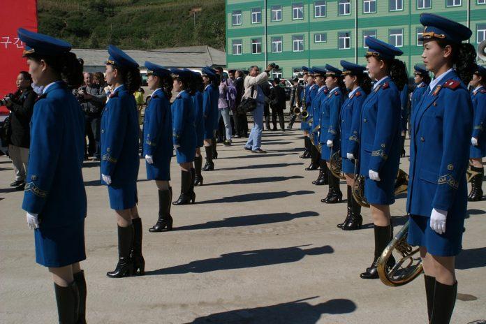 Corea del Norte hace nuevas pruebas nucleares. Imagen de archivo.