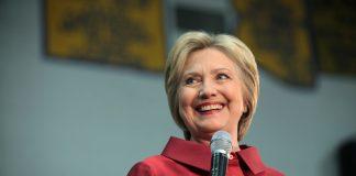 Hillary Clinton, candidata demócrata a la presidencia de los Estados Unidos. Imagen de archivo.