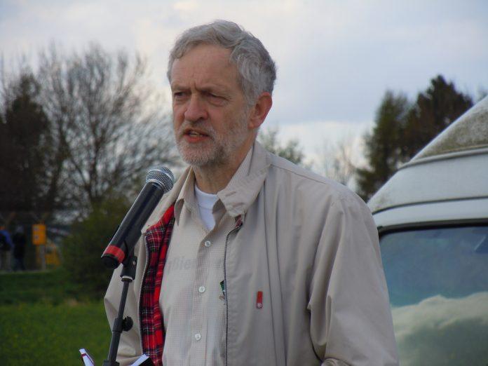 Jeremy Corbyn, líder del Partido Laborista. Imagen de archivo.
