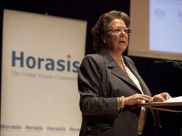 Rita Barberá, exalcaldesa de Valencia. Imagen de archivo.