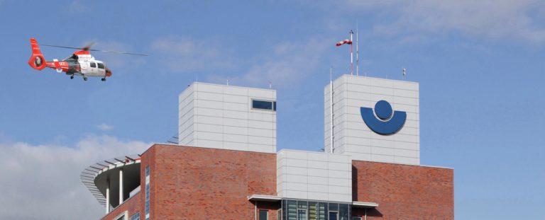 2 muertos y 16 heridos en un incendio en un hospital de Alemania