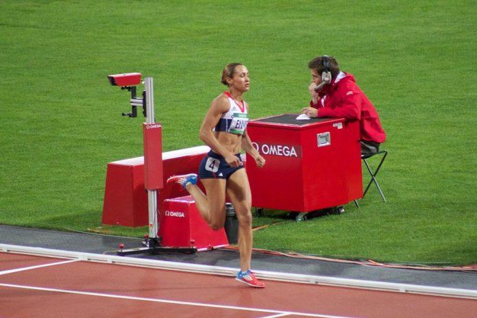 Jessica Ennis se retira del atletismo. Imagen de archivo.