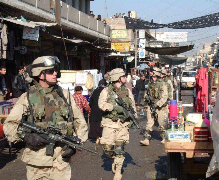 Mosul. Imagen de archivo.