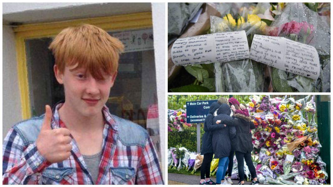 Tributo a Bailey Gwynne, tras su muerte. Pressandjournal.co.uk