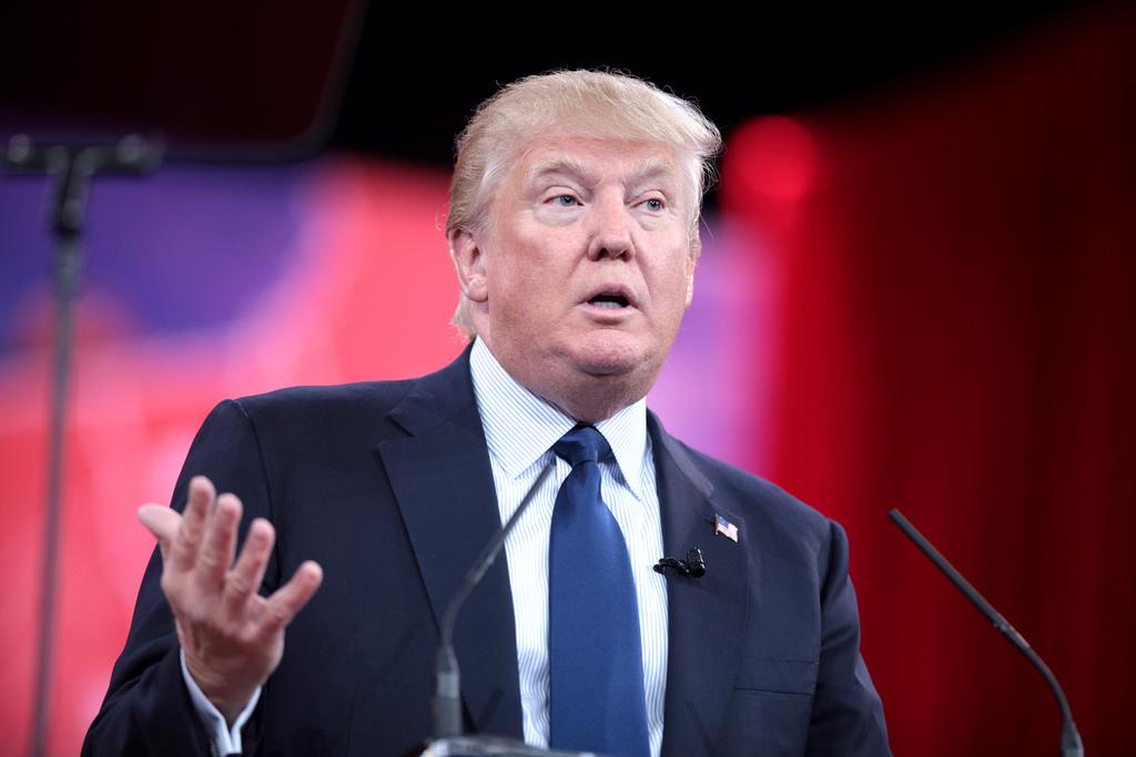 El candidato republicano a la Casa Blanca, Donald Trump. Imagen de archivo.