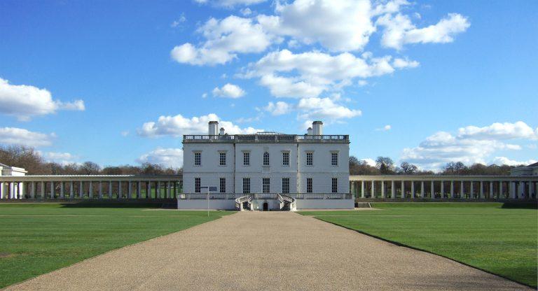 Reabre sus puertas The Queen's House en Greenwich