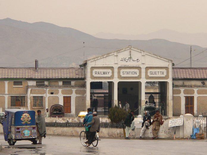 El atentado se produjo en Quetta. Imagen de archivo.