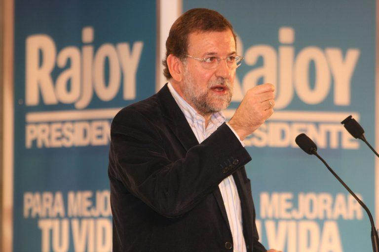 Rajoy jura la presidencia del Gobierno ante el rey de España
