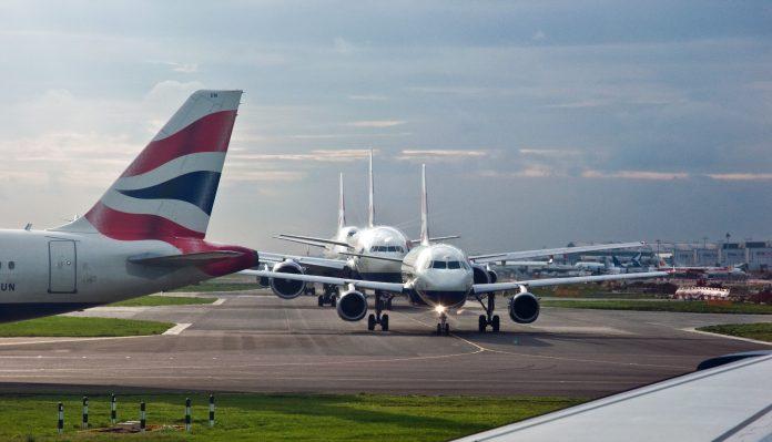 Aeropuerto de Heathrow. Imagen de archivo.