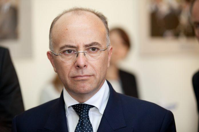 El ministro de Interior francés, Bernard Cazeneuve. Imagen de archivo.