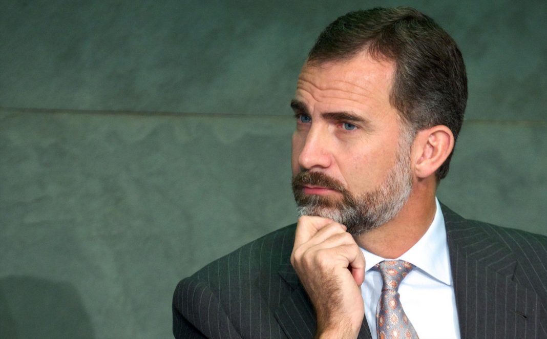 El rey de España, Felipe VI. El Político.