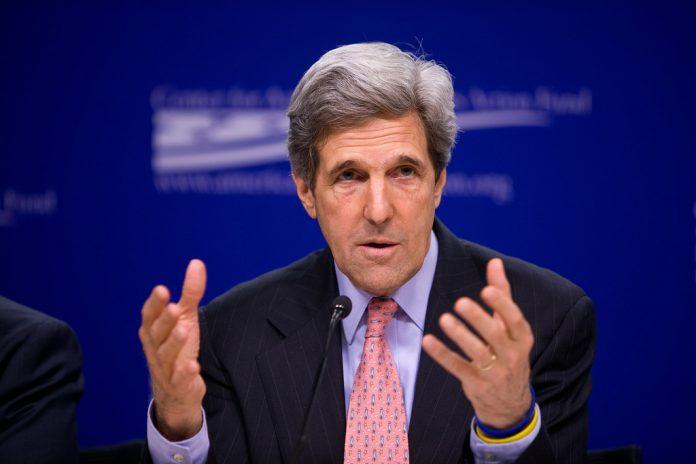 El secretario de Estado estadounidense, John Kerry. Imagen de archivo.
