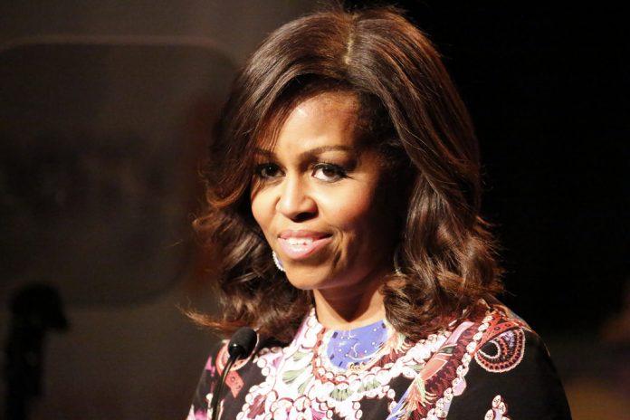 La primera dama de Estados Unidos, Michelle Obama. Imagen de archivo.