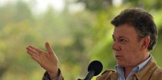 El presidente de Colombia, Juan Manuel Santos. Imagen de archivo.