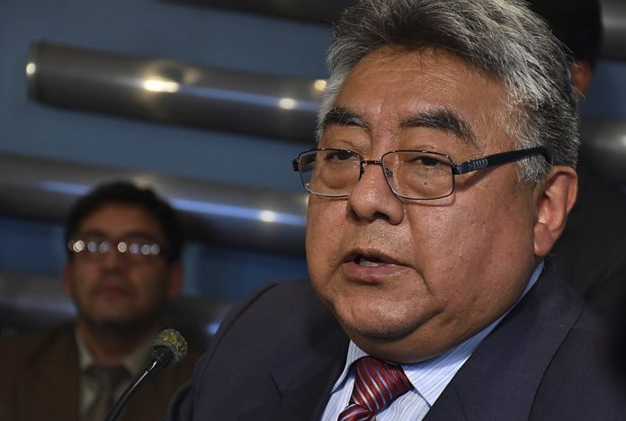 Viceministro de Bolivia Rodolfo Illanes.Radiofides.com
