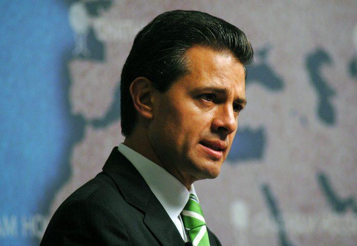 El presidente de México, Enrique Peña Nieto. Imagen de archivo.