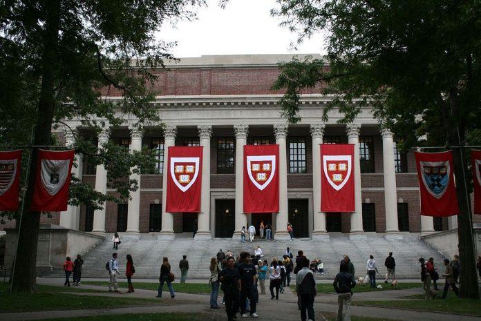 Universidad de Harvard. Imagen de archivo.