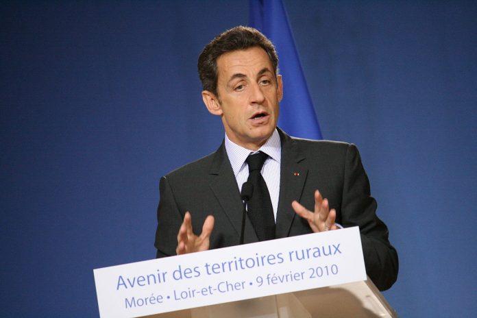 Nicolás Sarkozy, expresidente francés. Imagen de archivo.