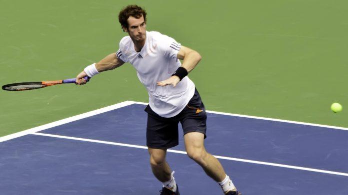 El tenista, Andy Murray. Imagen de archivo.