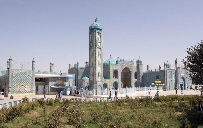 El ataque tuvo lugar en Mazar-e-Sharif. Imagen de archivo